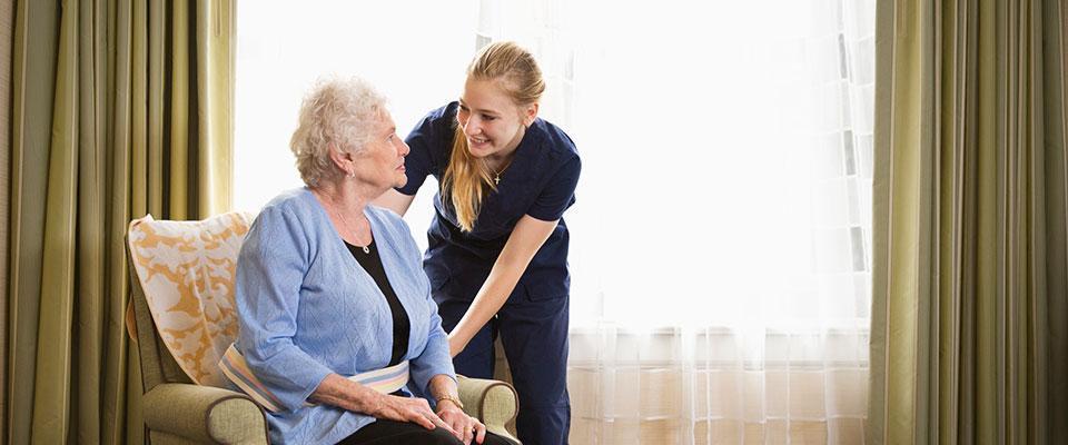 Usługi opiekuńcze nadosobami starszymi